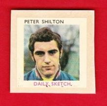 England Peter Shilton Leicester City (DS)